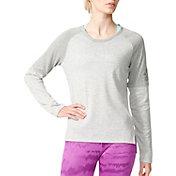 adidas Women's Performance Cover Up Long Sleeve Shirt