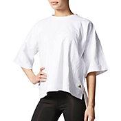 adidas Women's Oversized Printed T-Shirt