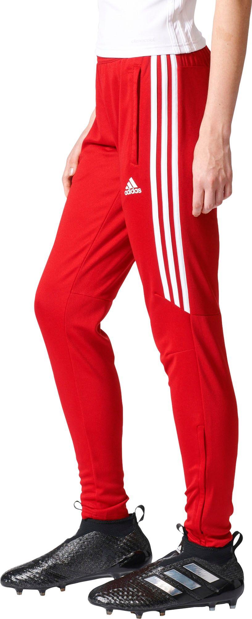 Red adidas calcio pantaloni che financial services ltd