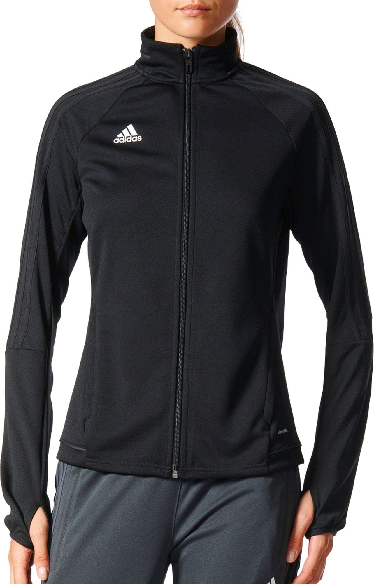 Adidas  mujer chaqueta 's tiro 17 Woven chaqueta mujer de entrenamiento de futbol de Dick 4af63e