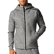 adidas Men's ZNE Travel Zip Up Hoodie