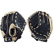"""adidas 10"""" T-Ball Triple Stripe Glove"""