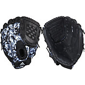 "adidas 11.5"" Youth Digi Camo Triple Stripe Series Glove"