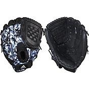 "adidas 11.5"" Youth Digi Camo Triple Stripe Series Glove"