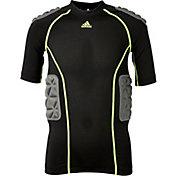 adidas Youth Padded techfit Football Shirt