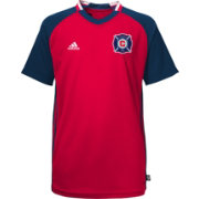 adidas Youth Chicago Fire Training Top