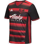adidas Youth LA Galaxy 2016 Replica Home Jersey