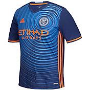 adidas Youth New York City FC 2016 Replica Away Jersey