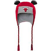 adidas Boys' Chicago Bulls Trooper Knit Hat