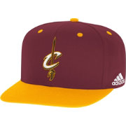 adidas Youth Cleveland Cavaliers On-Court Adjustable Snapback Hat
