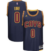 adidas Youth Cleveland Cavaliers Kevin Love #0 Alternate Navy Swingman Jersey