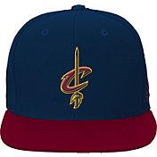 adidas Youth Cleveland Cavaliers Navy Adjustable Snapback Hat