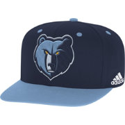 adidas Youth Memphis Grizzlies On-Court Adjustable Snapback Hat
