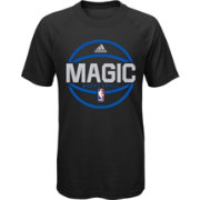 adidas Youth Orlando Magic climalite Black T-Shirt