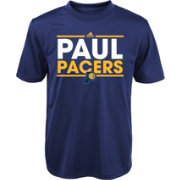 adidas Youth Indiana Pacers Paul George Navy T-Shirt