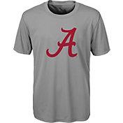 Gen2 Youth Alabama Crimson Tide Grey Performance T-Shirt