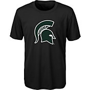 Gen2 Youth Michigan State Spartans Performance Black T-Shirt