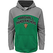 Gen2 Youth Marshall Thundering Herd Green/Grey Arc Hoodie