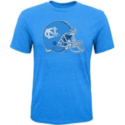 Gen2 Youth UNC Tar Heels Carolina Blue Helmet T-Shirt
