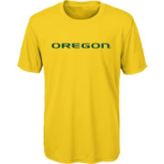 Gen2 Youth Oregon Ducks Yellow Performance T-Shirt