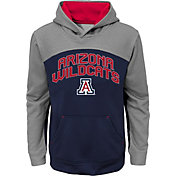 Gen2 Youth Arizona Wildcats Navy/Grey Arc Hoodie