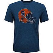 Gen2 Youth Syracuse Orange Blue Helmet T-Shirt