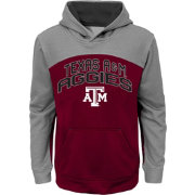 Gen2 Youth Texas A&M Aggies Maroon/Grey Arc Hoodie