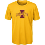 Gen2 Youth Iowa State Cyclones Gold Performance T-Shirt