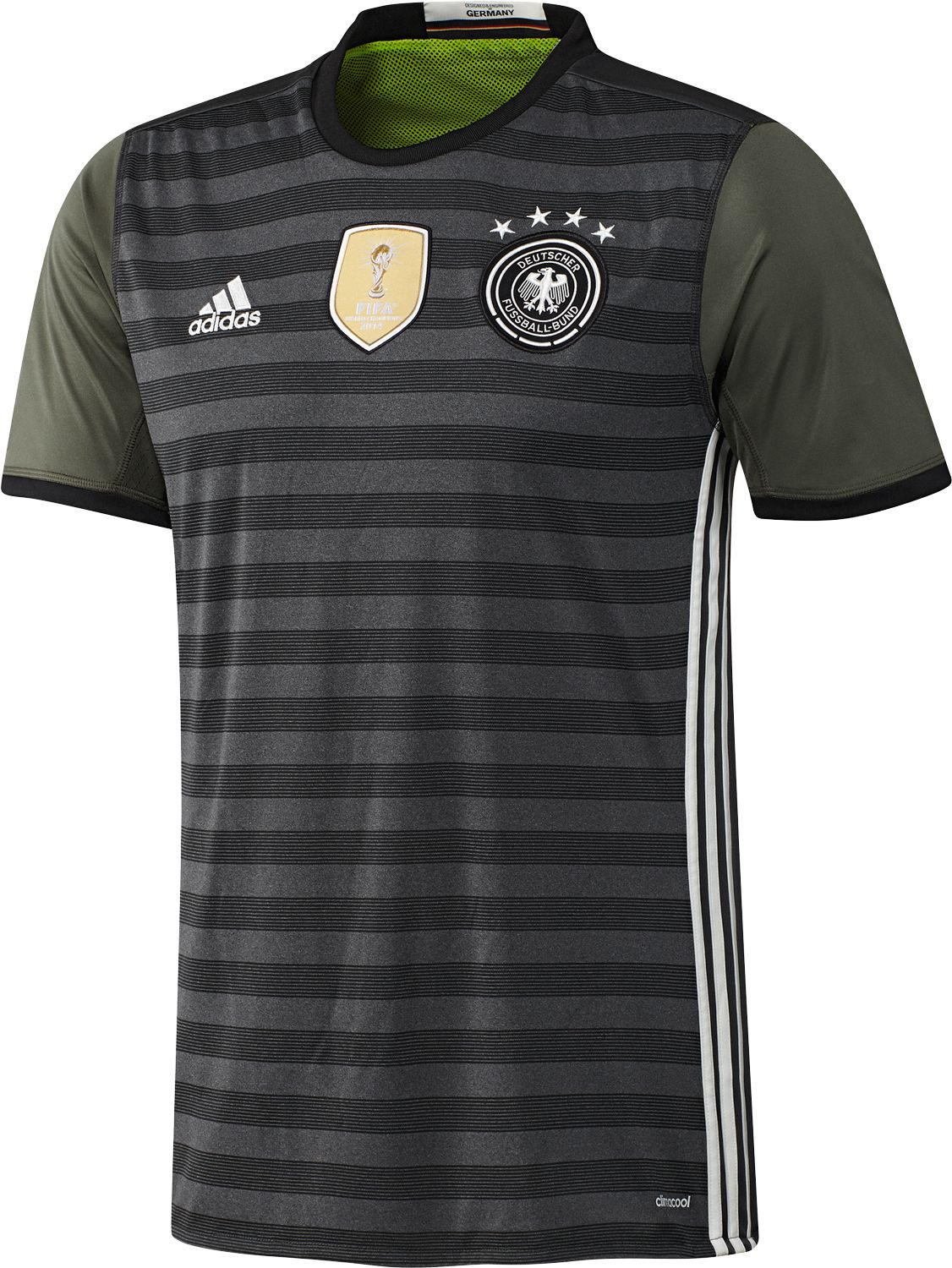 Adidas Youth Euro 2016 Germany Replica Away Jersey by Adidas