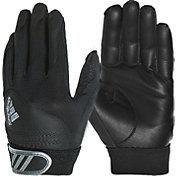 adidas Youth Triple Stripe Batting Gloves