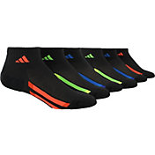 adidas Kids' Quarter Socks 6 Pack