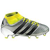 adidas Kids' Ace 16.1 PrimeKnit FG Soccer Cleats