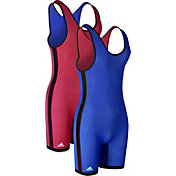adidas Youth Reversible Wrestling Singlet