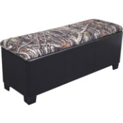 American Furniture Classics Camo Gun Concealment Bench