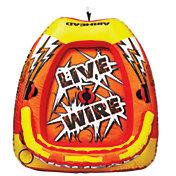 Airhead Live Wire 2 Person Towable Tube