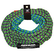 Airhead Two Section, 4-Rider Water Tube Tow Rope