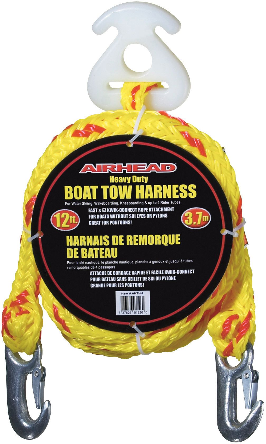 airhead heavy duty tow harness dick's sporting goods tow rope harbor freight at bakdesigns.co