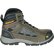 CAT Men's Compressor 6'' Waterproof Work Boots
