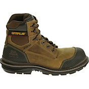 CAT Men's Fabricate 6'' Tough Waterproof Composite Toe EH Work Boots