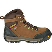 CAT Men's Munising 6'' Waterproof Composite Toe Work Boots