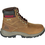 CAT Women's Dryverse 6'' Waterproof Steel Toe EH Work Boots