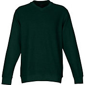 Greg Norman Men's Contemporary V-Neck Golf Sweater