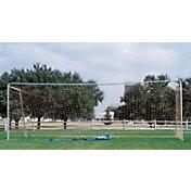 Alumagoal 8' x 24' Portable Carry Soccer Goal