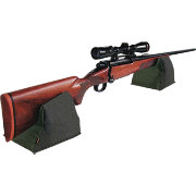Allen Filled Front and Rear Rifle Bench Rest Combo