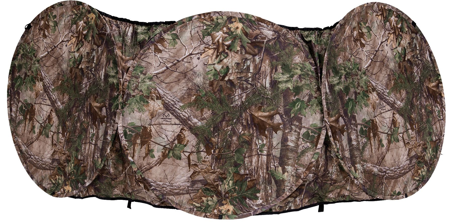 penthouse ground blind watch blinds youtube ameristep hunting review