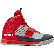 AND1 Men's Tempest Basketball Shoes