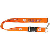 Clemson Tigers Orange Lanyard
