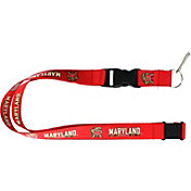 Maryland Terrapins Red Lanyard