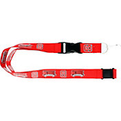 NC State Wolfpack Red Lanyard
