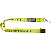 Oregon Ducks Yellow Lanyard
